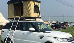 >barraca para teto de carro
