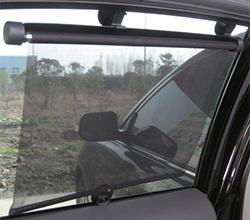 protetor solar para janela lateral do automóvel